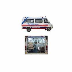 Mobile Mortuary Van