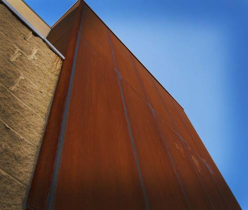 Corten Steel Sheets For Oil Amp Gas Industry Rs 50 Kg