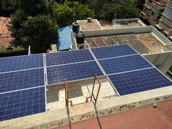 Solar Power Generation For Home