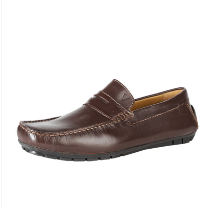 1036e37f129d Van Heusen Brown Loafers Shoes at Rs 2700  pair