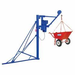 ACME >10 (m) Mini Construction Hoist, Capacity: 200 kg