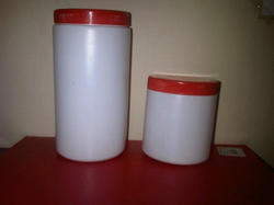 Wide Mouth HDPE Jar