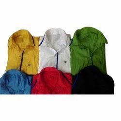 Cotton Plain Mens Casual Shirt, Size: 38
