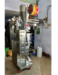 Pitambari Shining Powder Pouch Packing Machine