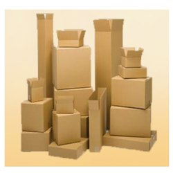 Brown Packing Boxes