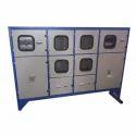Single Phase Mild Steel Accl Control Metering Panel Board, Ip Rating: Ip55