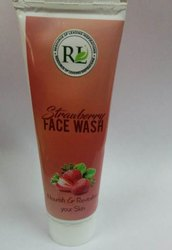 Strawberry Face Wash 50 Gm