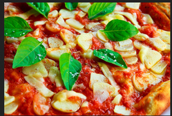 Ace Chilli Paneer Pizza