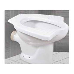 Tarryware White Sanitary Anglo P Toilet Seat, For Bathroom Fitting