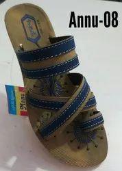 09 Multicolor LADIES SHOES, Size: 5-9