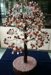 Crystal Rudraksha Tree