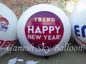New Year Sky Balloon