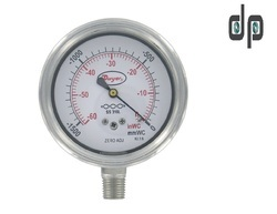 Stainless Steel Low Pressure Gauges