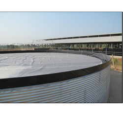 Commercial Steel Water Tanks