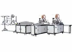 Automatic Cup Mask Nose Clip Assembling Machine