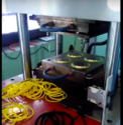 Swr Ring Insert Moulding Machine