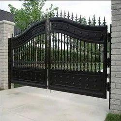 Fabricated MS Gate