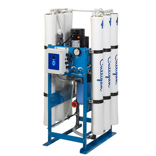 SS Powder Coating 1000 LPH Reverse Osmosis Plant, Industrial RO Plant