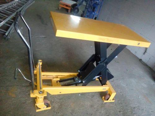 Scissor Lift Table Stainless Steel Lift Table