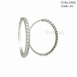 Designer American Diamond Bracelet Kada