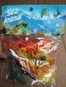Plastic Sea Animal (set Of 10 )
