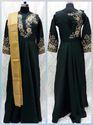 Black Silk Latest Fashion Suit