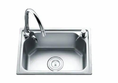 Kitchen Sink 620x450mm 1 3mm