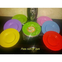 8 Inch Plastic Plate