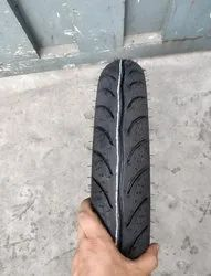 M.N.T Tyres Mnt-zappy 80/90-17 - Motorcycle tyre, PLY Rating: 4