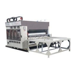 Chain Feeding Flexo Printing and RDC Machine