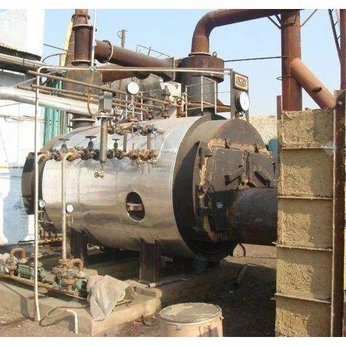 Single Drum Steam Boiler, Industrial Steam Boilers, स्टीम ...