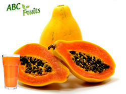 ABC Fruits Red Papaya Pulp