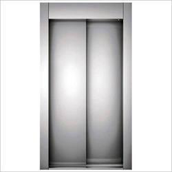 Automatic Elevator SS Doors