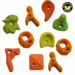 X- LARGE CLIMBING HOLDS