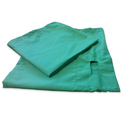 Green Disposable Drape