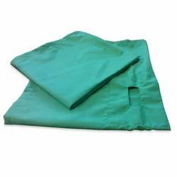 Green Disposable Drape