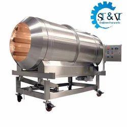 ST&VT Pola Masala Mixer Machine