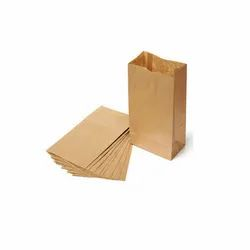 Pasted Kraft Paper Bag