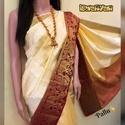 New Printed Kanjivaram Silk Saree