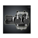 Hydraulically Actuated Double Diaphragm Metering Pump, Max Flow Rate: 0 To 160 Lph