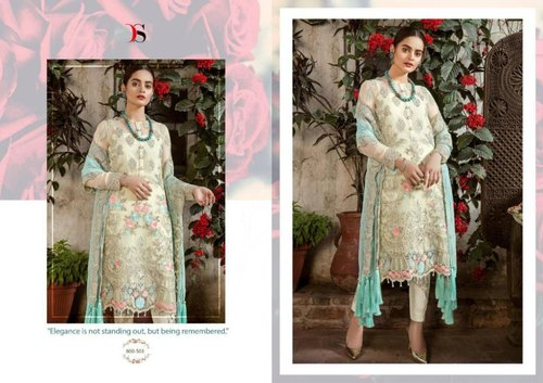 22dfbfb07d Unstitched Deepsy Imorzia Vol 10 Georgette Eid Special Pakistani Dress