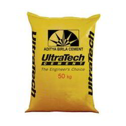 High Strength Ultratech Cement, Grade: Opc/ppc
