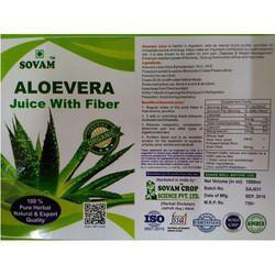 Sovam Litchi Aloe Vera Juice