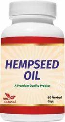 Hempseed Oil Capsules