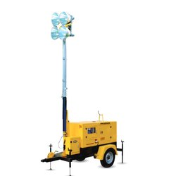 Mobile Lighting Towers