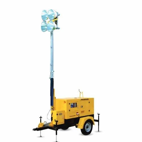 Mobile Lighting Towers At Rs 300000