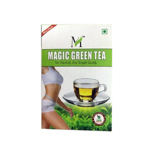Magic Green Tea - Green Tea Packets Wholesale Distributor