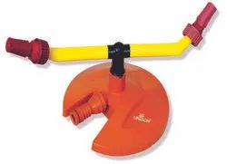 Sprinkler With Adjustable Nozzles
