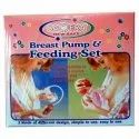 BREAST PUMP FEEDING SET