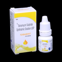 Tobramycin Sulphate Opthalmic Solution